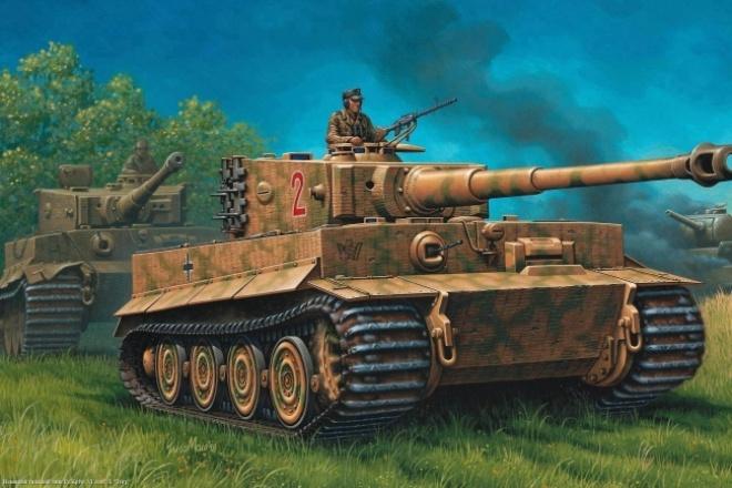 готова написать тексты об игре World of Tanks - моды, обзоры, новости 1 - kwork.ru