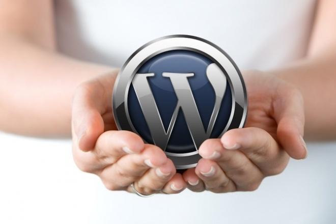 Напишу контент с размещением на вашем сайте, работающем на WordPress 1 - kwork.ru