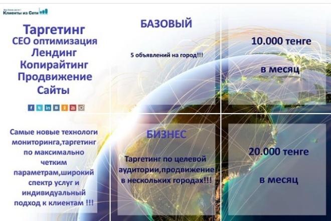 Сделаю баннер с разрезкой для инстаграм, 9 блоков 1 - kwork.ru