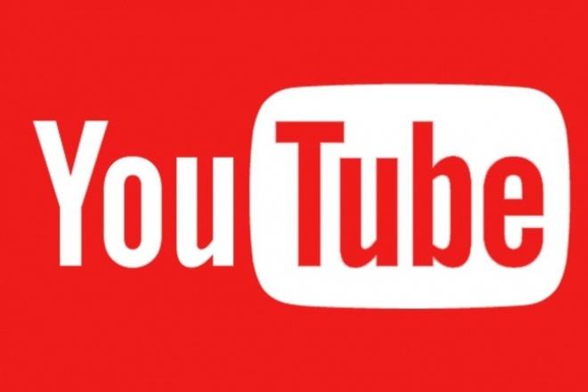3000 просмотров вашего видео на youtube и 100 лайков 1 - kwork.ru