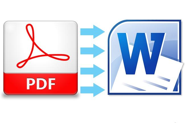 Конвертирую PDF-документы 3 - kwork.ru
