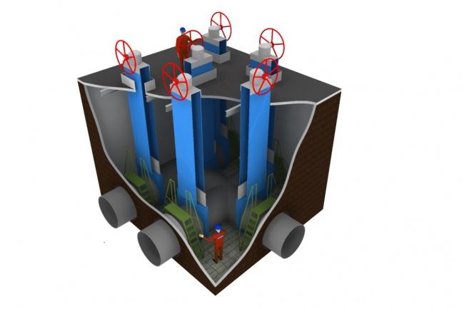 Делаю 3D объекты 1 - kwork.ru