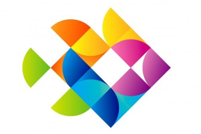 Создам логотип в 3х вариантах + исходники 1 - kwork.ru