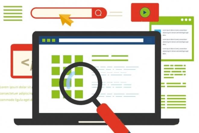 Выявлю 10 ошибок сайта UI UX анализ 1 - kwork.ru