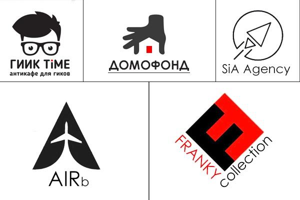 сделаю вам 3 варианта логотипа 1 - kwork.ru