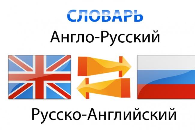 Выполню перевод с английского на русский 1 - kwork.ru