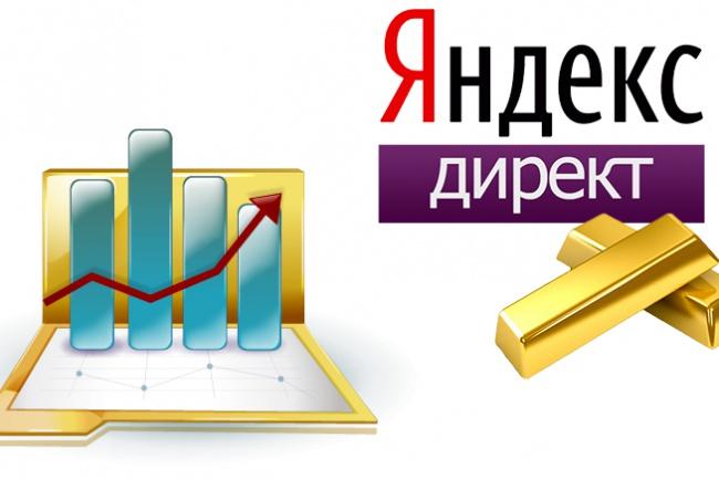 Ведение кампаний в Яндекс.Директ 1 - kwork.ru