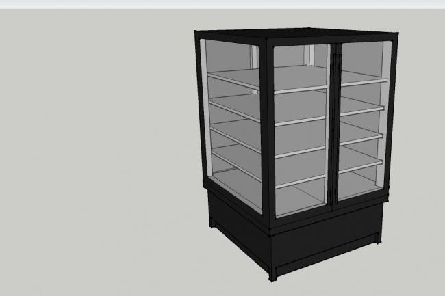 3d Моделирование в SketchUp 1 - kwork.ru
