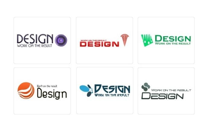 сделаю логотип 1 - kwork.ru