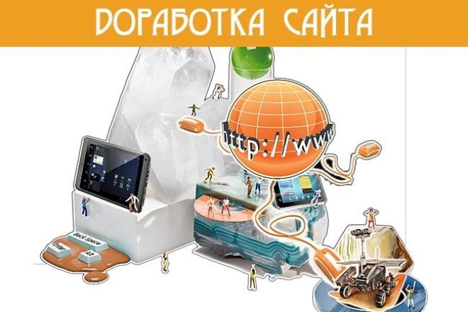 доработаю сайт на WordPress, Joomla 1 - kwork.ru