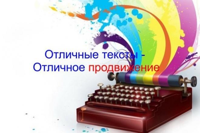 Напишу статью с уникальностью 100% 1 - kwork.ru