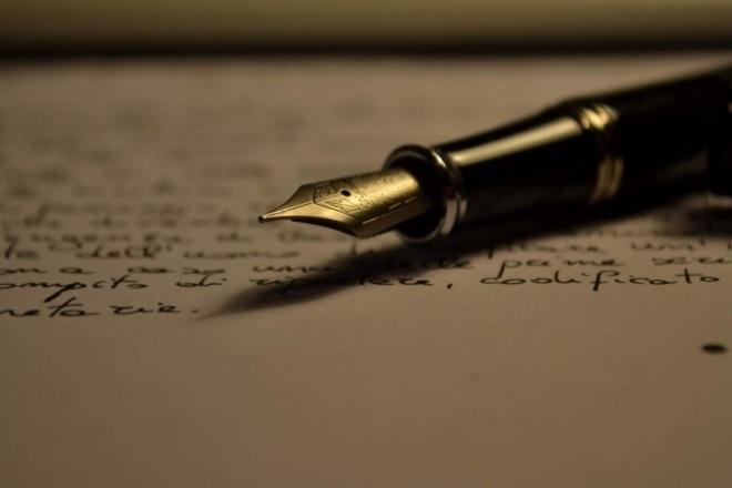 Напишу сочинение, эссе, статью на иностранном языке 1 - kwork.ru