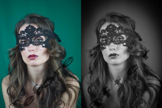 в течение часа обработаю Ваши фото 1 - kwork.ru