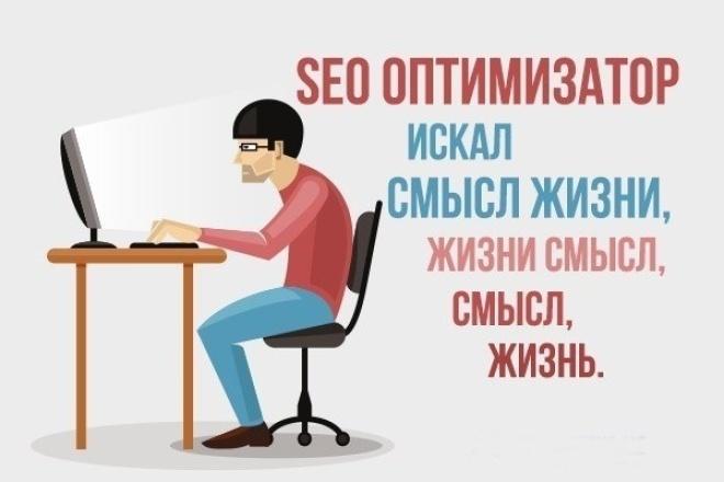 Выведу сайт в ТОР 10 1 - kwork.ru