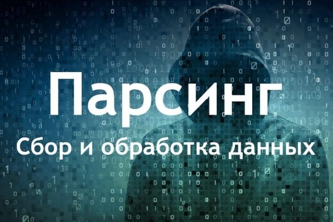 Соберу товары для интернет-магазина в таблицу 1 - kwork.ru