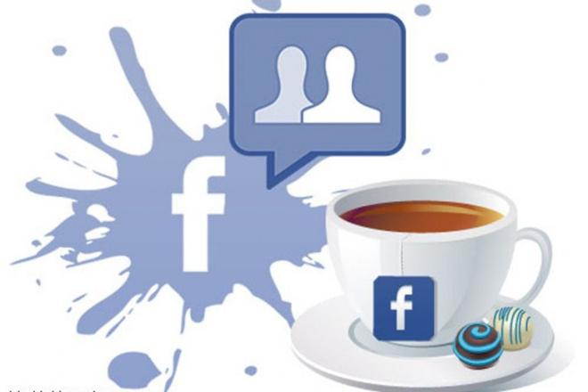создам для Вас сообщество на facebook нужной Вам тематики и наполню 30 постами 1 - kwork.ru
