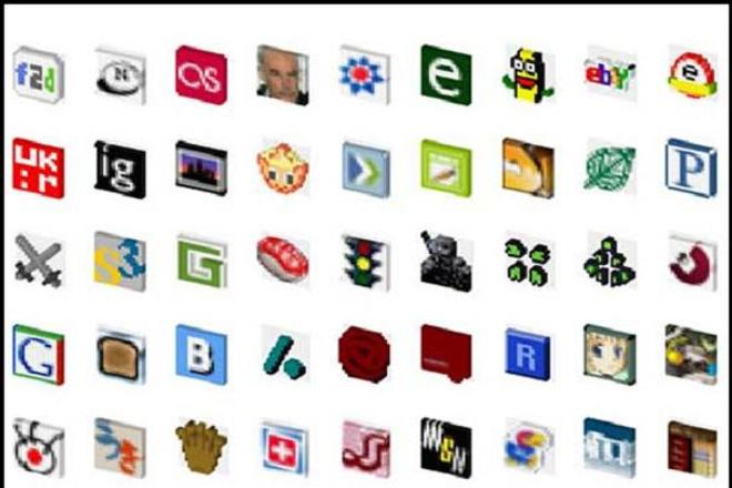 Крутой фавикон для вашего сайтаБаннеры и иконки<br>Закладки с красивыми фавикон привлекают больше внимания и соответственно привлечет больше повторных переходов на сайт.<br>