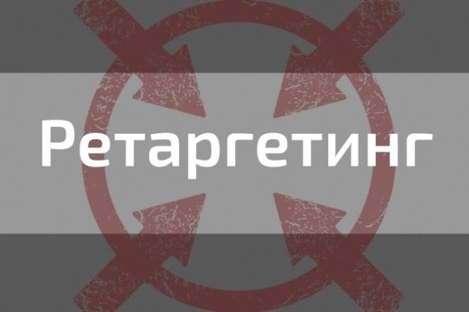 Ретаргетинг в Яндекс Директе 1 - kwork.ru