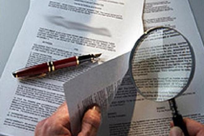 Проведу правовой анализ договора 1 - kwork.ru