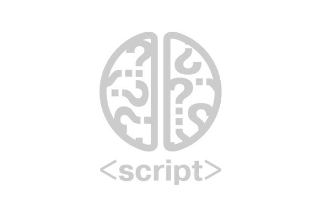 Разработаю скриптСкрипты<br>Создание скриптов для различных приложений. Скрипты могут быть написаны на php или js с использованием различных фрэймворков. В рамках одного кворка можно заказать например скрипт простенького не сильно функционального слайдера, заточенного под заказчика. Так же в рамках кворка можно заказать доработку уже готового скрипта.<br>
