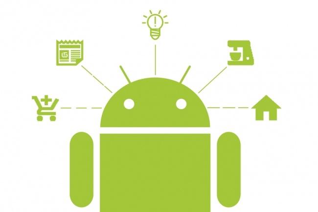 Качественное Android приложение -1 экран 1 - kwork.ru