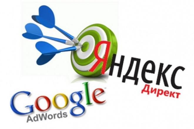 Оптимизирую и подготовлю контекстную рекламу 1 - kwork.ru