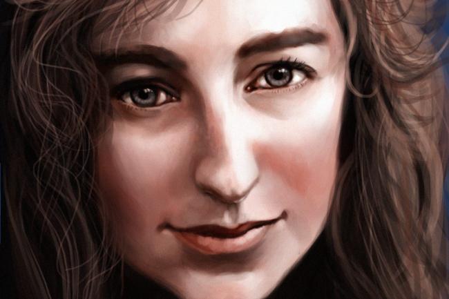 нарисую портрет в цифровой графике или иллюстрацию 1 - kwork.ru