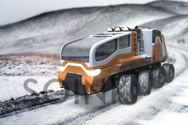 Создание и визуализация 3D моделей по вашим эскизам и чертежам 1 - kwork.ru