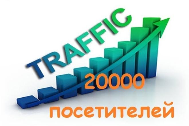 20000 посещений на ваш сайт в течение неделиТрафик<br>За 500 рублей вы получаете 1500 - 5000 посетителей в день в течение 6-8 дней, в общей сложности 20000+ посещений за неделю. Вы можете добавить 1-7 ссылок вашего сайта. Посещения распределяются более менее равным количеством по дням. Трафик идет через серфинг из стран СНГ (СНГ- 90%, Европа - 10%) При заказе дополнительных опций: При выборе определенной страны - например только Украина - 30% посетителей будет из России и 70% из Украины. На вашем сайте обязательно должен стоять счетчик посещаемости (отлично подойдет яндекс метрика), так вы узнаете о качестве выполненной работы с нашей стороны. Запрещено давать сайты в работу которые: 1 - Переадресация с одного сайта на другой в любом формате и любыми методами. Включая переход на другой сайт через 5, 7, 10 секунд. 2 - расположенные на бесплатном хостинге Blogspot. 3 - Все что связано с iframe трафиком. 4 - Помеченные как опасные вредоносные поисковыми системами/антивирусами/браузерами. 5 - Ограничения закрытия сайта и тп, и тд. 6 - Вирусы, изображения зараженные вирусами. Отправка смс, ввод номера телефона. 7 - Ссылки на видео Youtube не принимаются. 8 - Сайт содержащий материалы 18+ и фото в стиле ню. (эротического содержания.)<br>