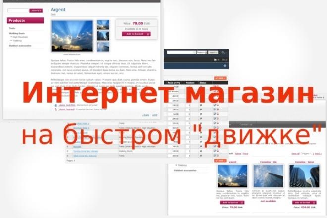 "Быстрый ИМ ""под ключ"" 1 - kwork.ru"