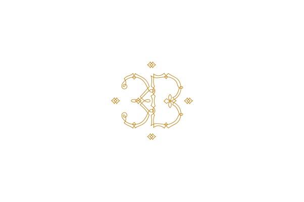 Логотип, монограмма 6 - kwork.ru