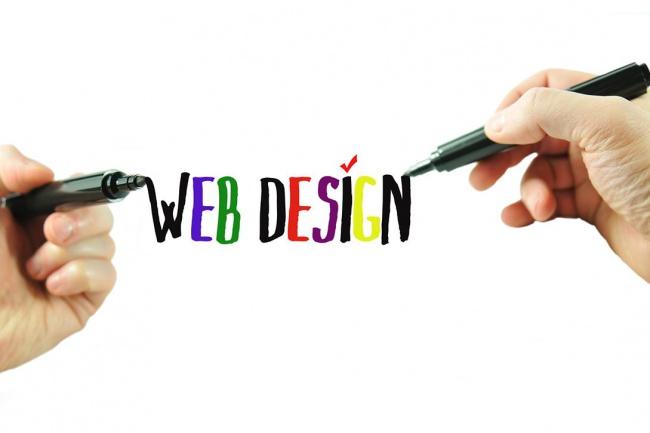 Вёрстка сайта любой сложностиВерстка и фронтэнд<br>Вёрстка сайтов по стандарту html5+CSS3+js Чистый, структурированный код Поддержка всех современных браузеров, адаптация под мобильные устройства Оптимизация изображений Поддержка спрайтов Разработаю для Вас качественный и уникальный дизайн лендинга (продающей страницы), бизнес-сайта, сайта визитки, интернет магазина и пр. Пять отдельных страницы или 1 лендинг - цена 500р. Перед заказом, пожалуйста, свяжитесь со мной в ЛС.<br>