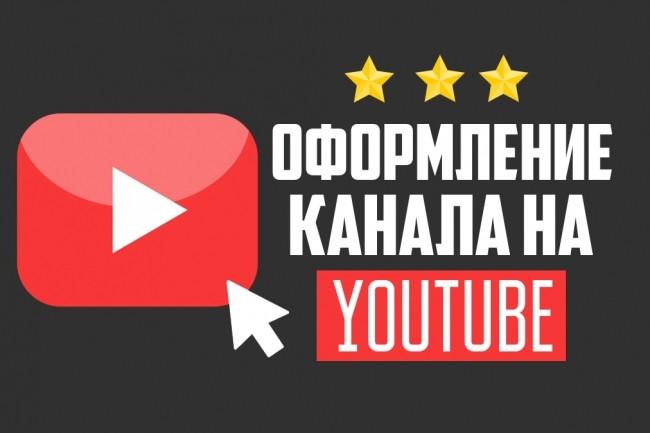 Сделаю 10 превью для ютуб + шапку бесплатно 1 - kwork.ru