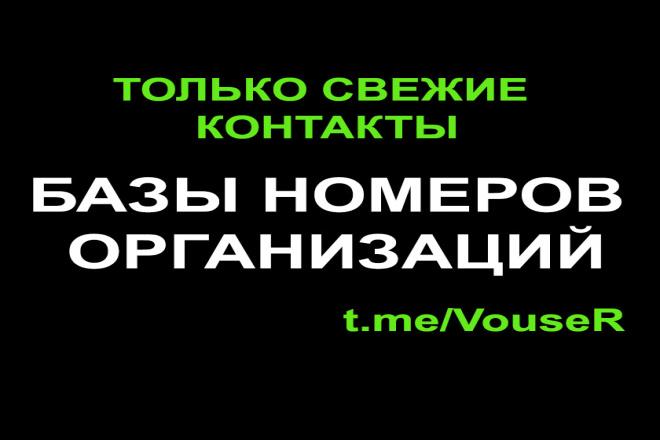 Соберу БАЗУ - получи целевую аудиторию И активных покупателей 1 - kwork.ru