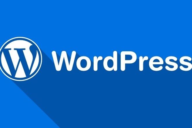 Подбор и установка 1 темы Wordpress на хостинг 1 - kwork.ru