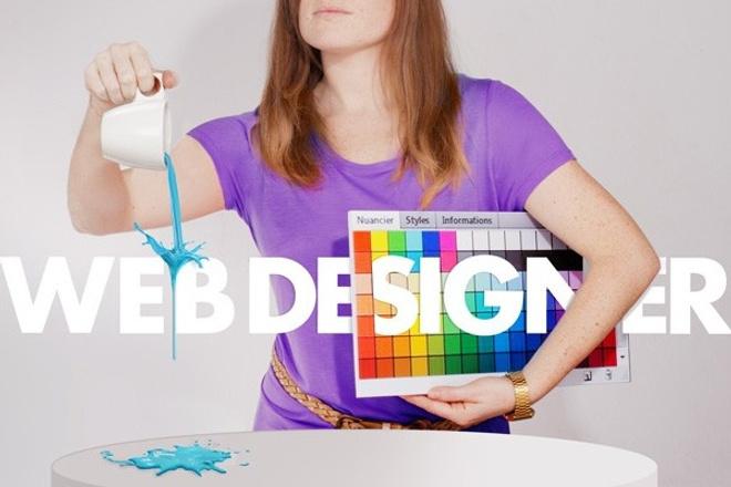 Веб-дизайн сайта, LPВеб-дизайн<br>Разработаю дизайн для Вашего сайта, интернет-магазина, Landing Page с учетом пожеланий клиента, с предварительным согласованием эскиза, который сразу предоставлю заказчику.<br>