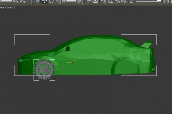 Смоделирую 3D Модель в 3DS MAX 1 - kwork.ru
