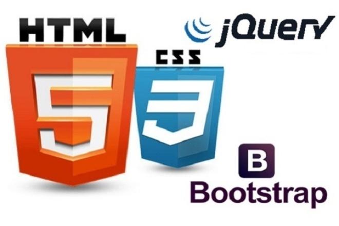 Верстка, Доработка, Адаптация HTML,CSS, JS из PSDВерстка и фронтэнд<br>Адаптивно сверстаю макет вашего лендинга/сайта (из PSD). В работе использую современные технологии разработки, постоянно совершенствую свои навыки. Работаю быстро и качественно, не пропадаю!<br>