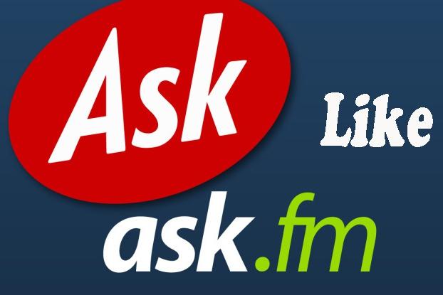 1000 лайков на вопрос Ask 1 - kwork.ru