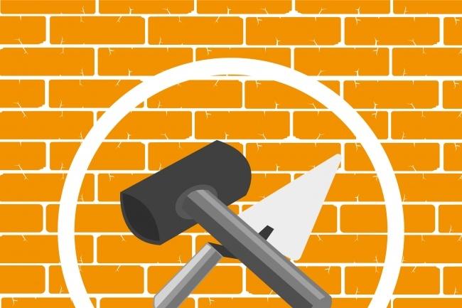 Создам логотип в стиле минимализм 1 - kwork.ru