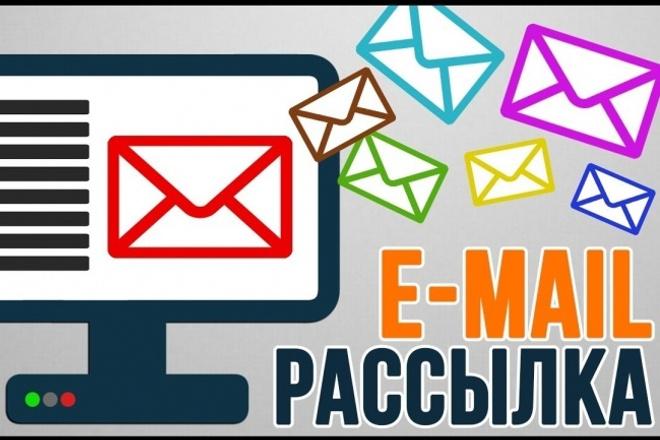 E-mail рассылка на 3 000 ящиков за 48 часов. Текст любого формата 1 - kwork.ru