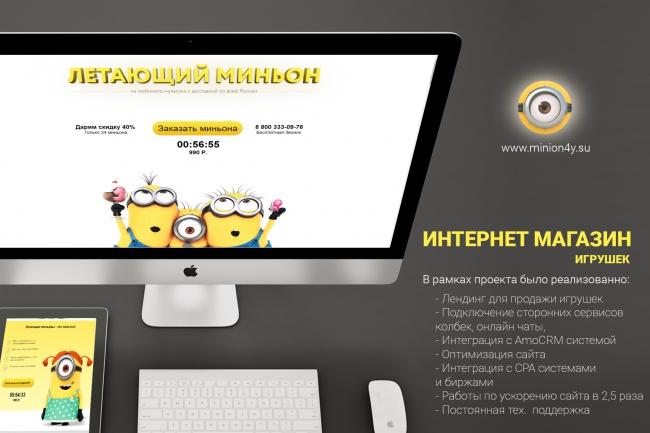 верстку страниц 1 - kwork.ru