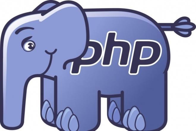 Напишу(доработаю) php-скрипт 1 - kwork.ru
