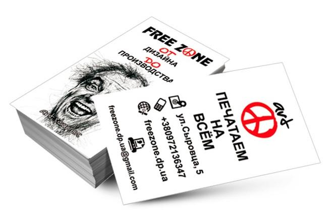 Разработаю эксклюзивный дизайн визитки 1 - kwork.ru