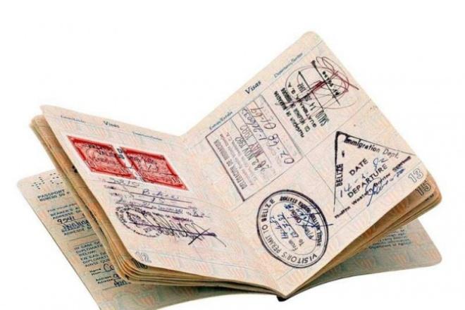 Помогу сделать приглашение в Украину для граждан России 1 - kwork.ru