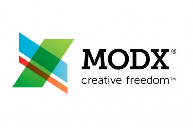 Правки сайта на modxДоработка сайтов<br>Доработаю или поправлю сайт на modx Revolution. Правлю всё от функционала до верстки. Не делаю (могу, но не делаю): Переписать расширение Написать расширение Потребуется, доступ к панели администрирования и к файлам сайта. Как бонус проверю качество защиты сайта.<br>