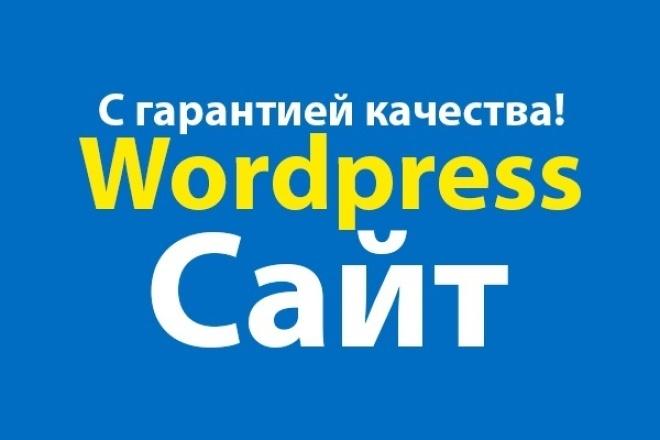 Создаю прочные сайты 1 - kwork.ru