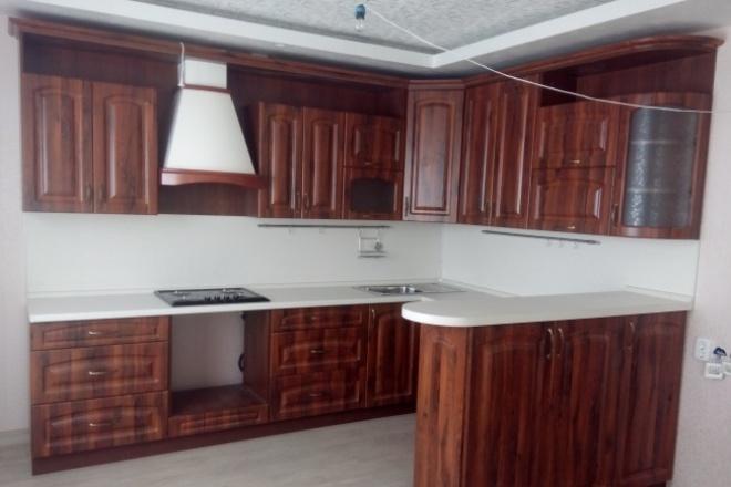 Дизайн кухонь, мебелиМебель и дизайн интерьера<br>Создаю проекты кухонь по индивидуальным размерам заказчика. В различных стилях: классический, прованс, модерн, и другие.<br>