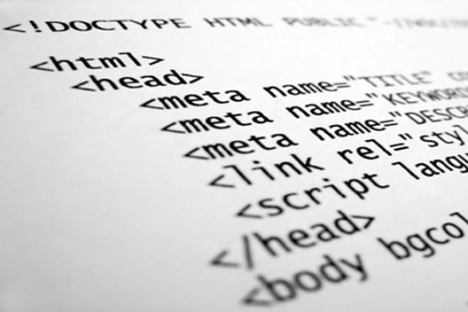 Верстка html 1 - kwork.ru
