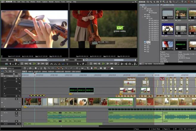 Смонтировать видео роликМонтаж и обработка видео<br>Сделаю монтаж ваше видеоролика, плюс цветокоррекция без доплат, считаю это правильно. Хронометраж до 20 минут за кворк. Срок работы 3 дня (переговоры, монтаж, некоторые исправления)<br>